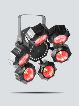 Picture of Chauvet Beamer 6FX LED Multi-Effect Light with Strobe & Laser Effect