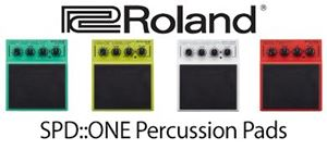 Roland SPD::ONE Percussion Pads - Pre-Order Now