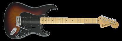 Fender American Special HSS Stratocaster MN, 3-Colour Sunburst