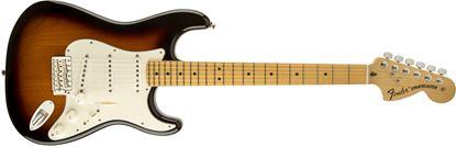 Fender American Special Stratocaster MN, 2-Colour Sunburst