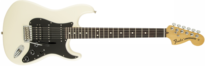Fender American Special HSS Stratocaster RW, Olympic White
