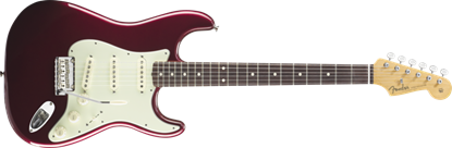 Fender Classic Player '60s Stratocaster RW, Candy Apple Red