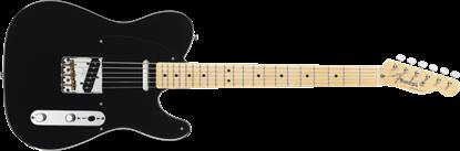 Fender Classic Player Baja Telecaster MN, Black