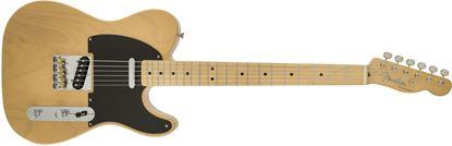 Fender Classic Player Baja Telecaster MN, Butterscotch Blonde
