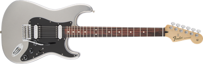 Picture of Fender Standard Stratocaster HH RW, Ghost Silver