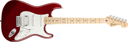 Fender Standard Stratocaster HSS MN, Candy Apple Red