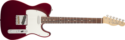 Fender Classic Player Baja '60s Telecaster RW, Candy Apple Red