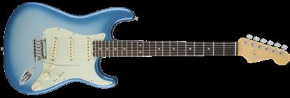 Fender American Elite Stratocaster Electric Guitar RW, Sky Burst Metallic