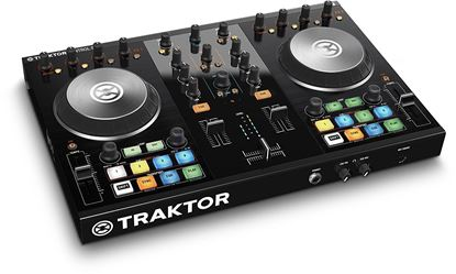 Picture of Native Instruments Traktor Kontrol S2 MK2 2-Deck DJ Controller