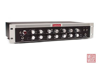 Positive Grid Bias Rack Guitar Amplifier - angle view