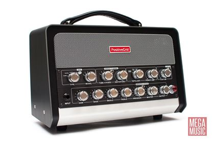 Positive Grid Bias Head 600 watt Guitar Amplifier Head - right view