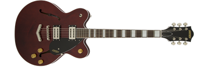 Gretsch G2622 Streamliner Centre Block Hollow Body Electric Guitar - Walnut Stain