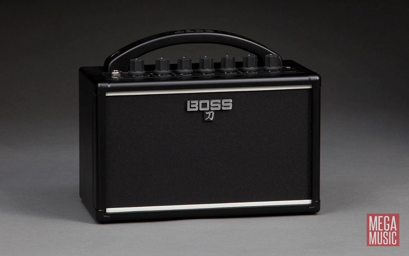 BOSS Katana-Mini Guitar Amplifier - hero image