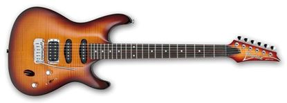 Ibanez SA160FM BBT Electric Guitar Brown Burst