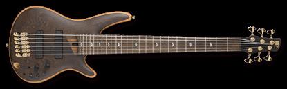 Ibanez Prestige SR5006 6-String Bass Guitar Natural