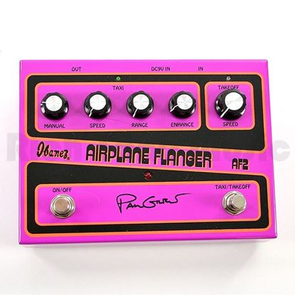 Picture of Ibanez AF2-X Paul Gilbert Signature Airplane Flanger Guitar Effects Pedal