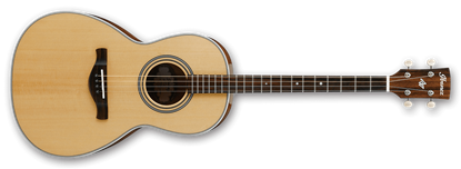 Picture of Ibanez AVT1 NT Artwood Vintage Parlour Acoustic Guitar Natural High Gloss