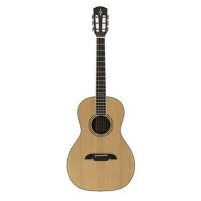 Picture of Alvarez Artist AU70BE6 Baritone 6-String Ukulele Acoustic/Electric