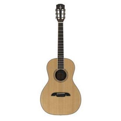 Alvarez Artist AU70BE6 Baritone 6-String Ukulele Acoustic/Electric