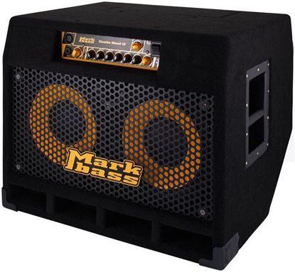 Markbass CMD 102P 500 Watt Bass Amplifier 210 Combo
