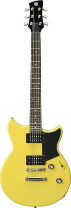 Yamaha Revstar RS320SY Electric Guitar Stock Yellow