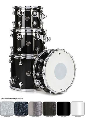 DW Performance Finish Ply Series Tom/Snare 4 Pack (Drums Shell Pack)