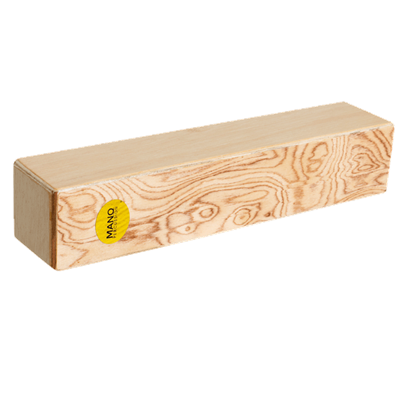Mano Percussion UE822 Wooden Block Hand Shaker