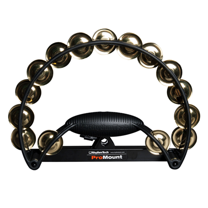 Rhythm Tech Pro Tambourine with Brass Jingles