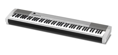 Casio CDP-130 Digital Piano, Silver (CDP130)