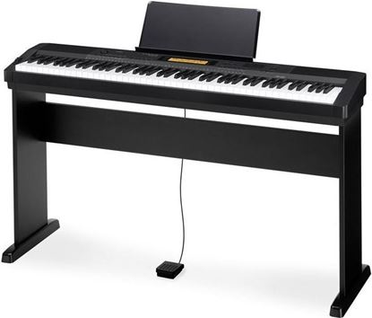 Picture of Casio CDP-230 Digital Piano, Black with Stand (CDP230)