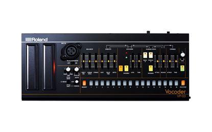 Roland VP-03 Vocoder - top view