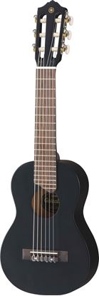 Yamaha GL1BL Acoustic Guitalele Short Scale Guitar-Ukulele Black