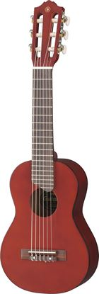Yamaha GL1PB Acoustic Guitalele Short Scale Guitar-Ukulele Brown