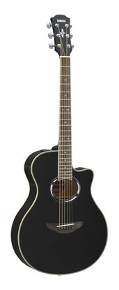 Yamaha APX500IIIBL Acoustic Electric Guitar Black