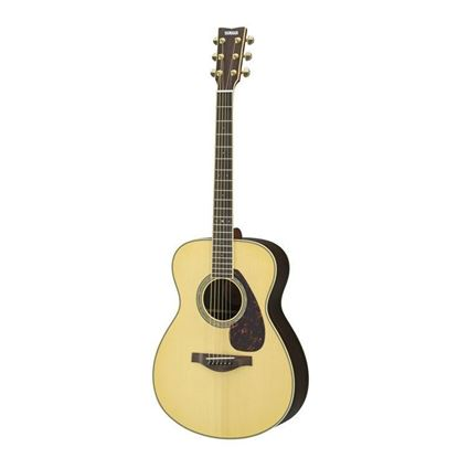 Yamaha LS6-NT//ARE Acoustic Guitar Natural