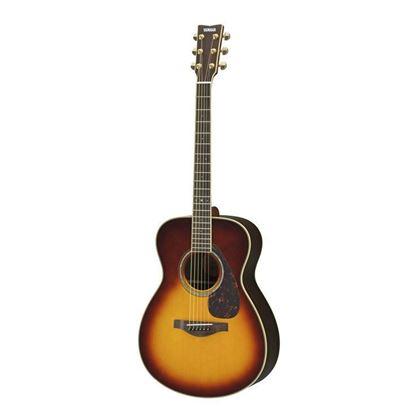 Yamaha LS6-BS//ARE Acoustic Guitar Brown Sunburst
