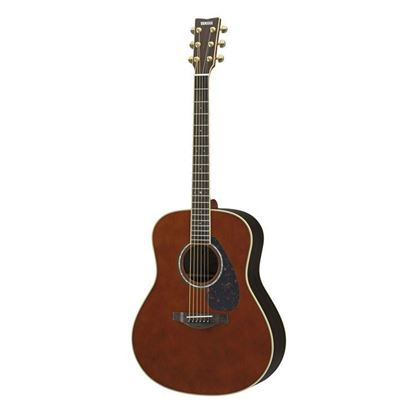 Yamaha LL6-DT//ARE Acoustic Guitar Dark Tinted