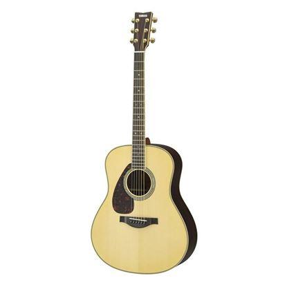 Yamaha LL16-NT//ARE Acoustic Guitar Natural