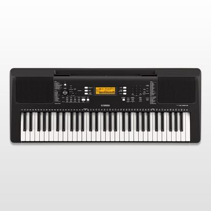 Yamaha PSR-E363 Portable Keyboard 61 Keys