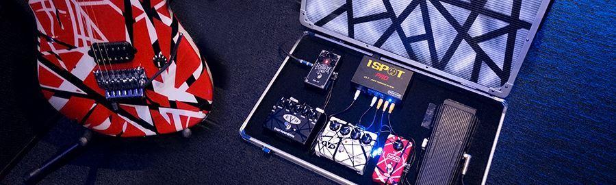 EVH/MXR Eddie Van Halen Custom Pedalboard