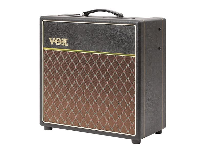 Vox 60th Anniversary AC15 Hand-wired Guitar Amplifier - angle view