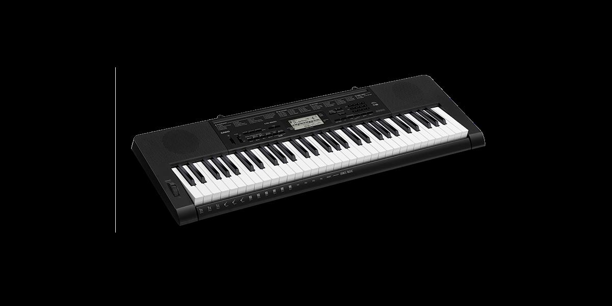 Casio CTK-3500 61-Key Portable Keyboard
