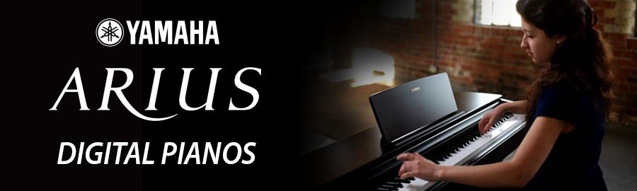 Yamaha Arius Digital Pianos