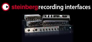 Steinberg Audio Interfaces