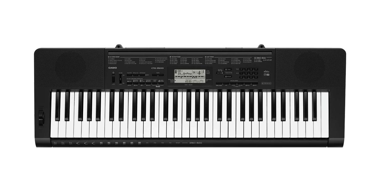 Casio CTK-3500 61-Key Portable Keyboard (CTK3500)