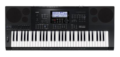 Casio CTK-7200 Portable Keyboard top view