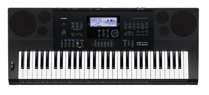 Casio CTK-6200 Portable Keyboard top view