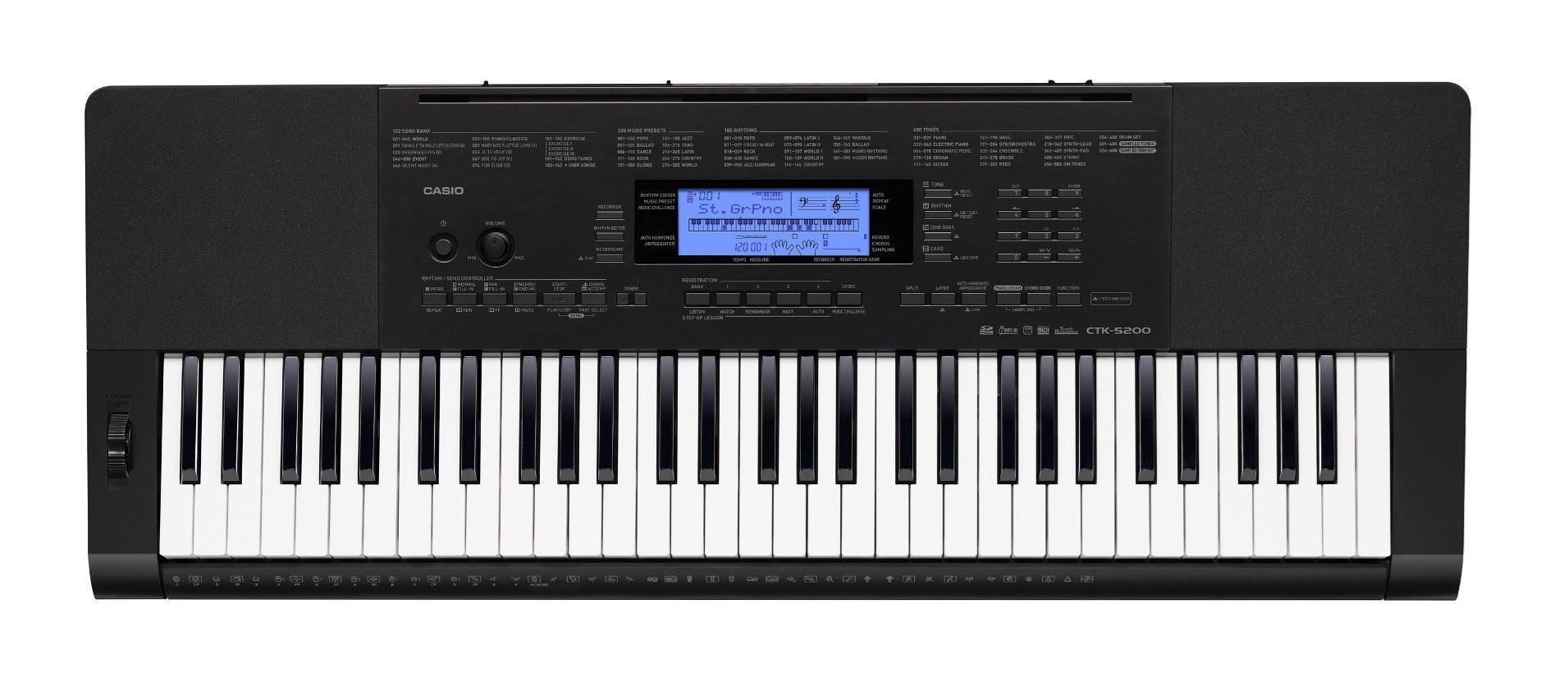 Инструкция casio ctk 900 скачать