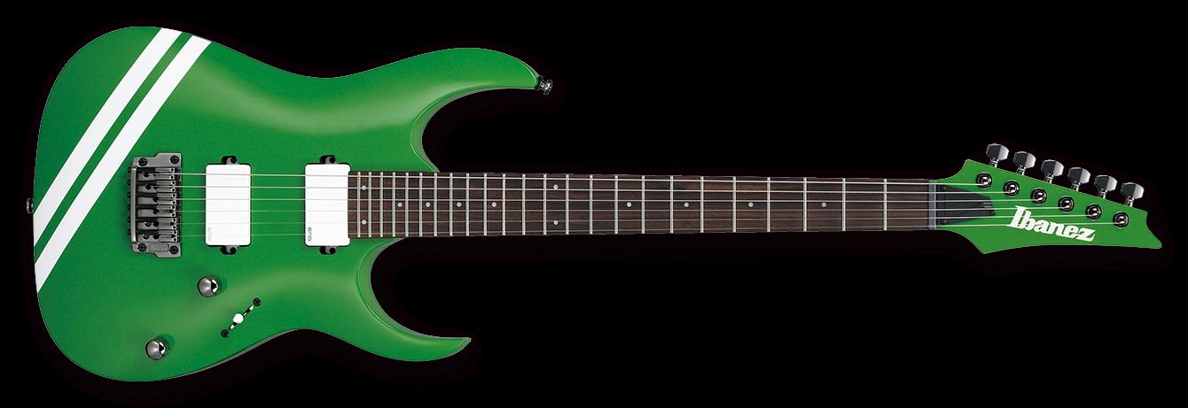 Ibanez Jbbm20 Gr Jb Brubaker Signature Model Electric Guitar In