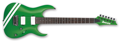 Ibanez JBBM20-GR JB Brubaker Signature Model Electric Guitar in Green